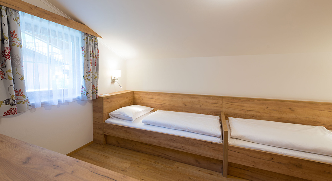Appartement 25, 2 Bettzimmer - Landhaus Huber Grossarltal