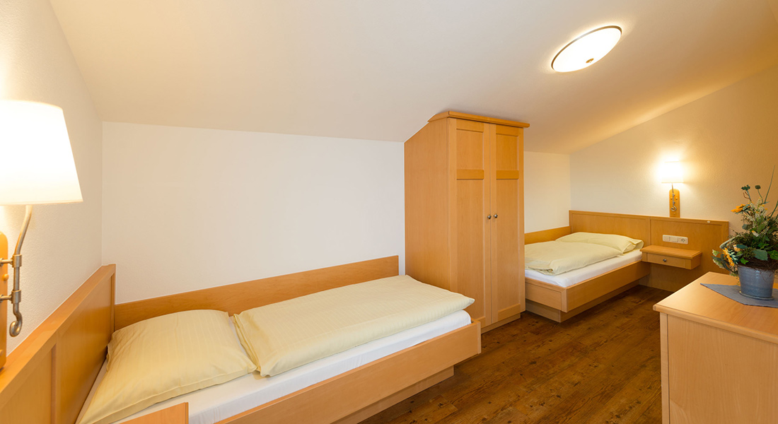 Appartement 27, 2 Bettzimmer - Landhaus Huber Grossarltal